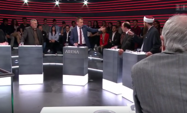 Angst vor dem Islam - Arena, April 2016